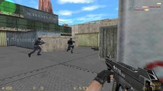 Counter Strike Xtreme V5 Gameplay