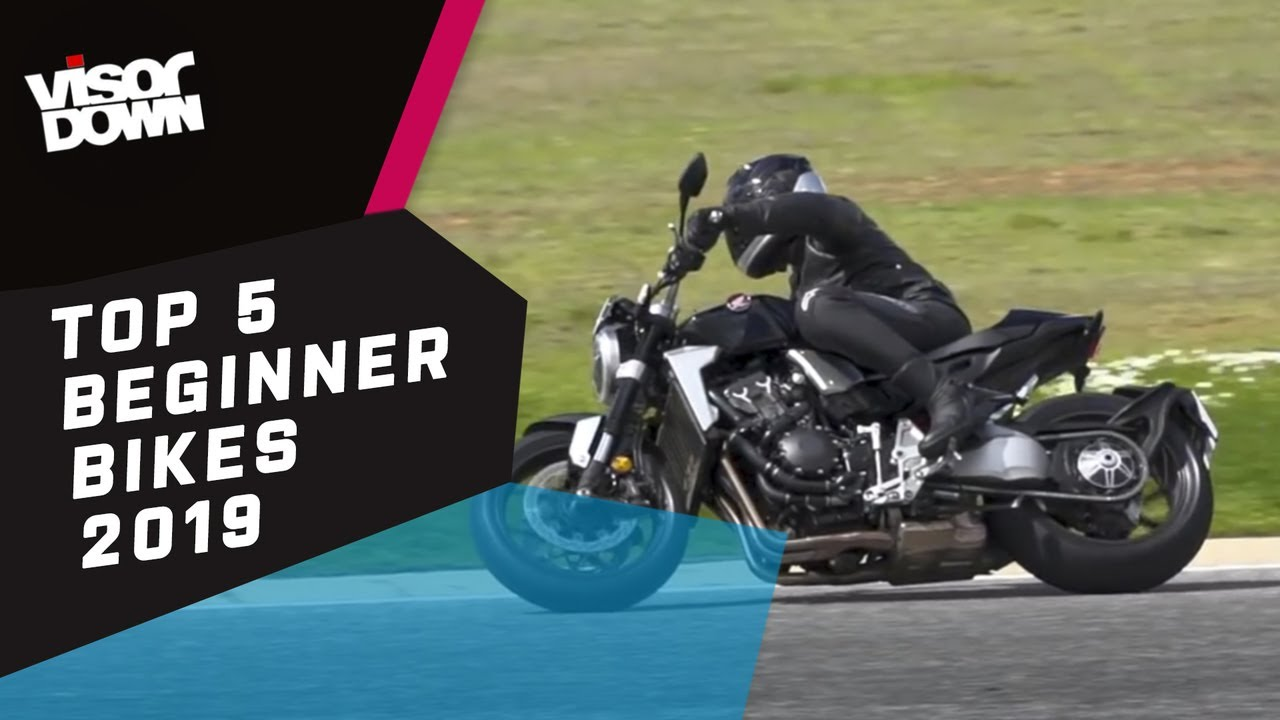Best Motorcycles For Beginners 2019 5 best motorcycles for beginners 2019   YouTube