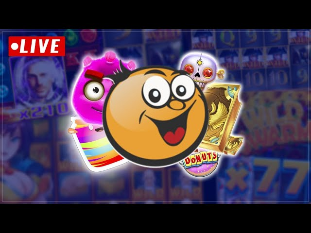 Online Slots with Oskar! Ted Megaways & Dog House Megaways Live!