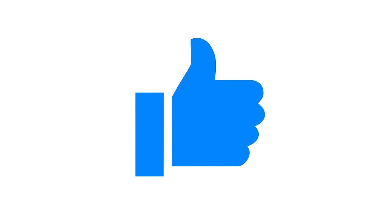 Facebook Messenger Thumb Up Animation Leave A Like For