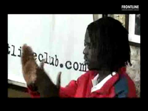 Insight with Emmanuel Jal: From Child Soldier to Rap Artist