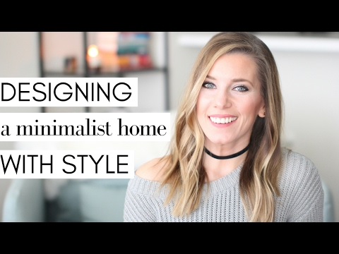 Beginner's Guide to Designing a Minimalist Home with Style | HOME Series