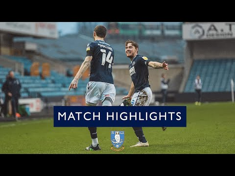 Millwall Sheffield Wed Goals And Highlights