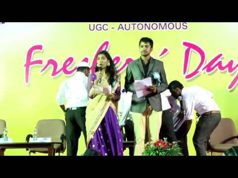Freshers` Day   2016