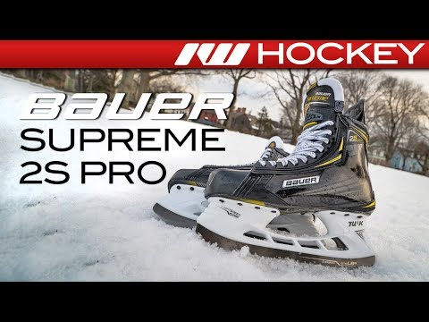 Bauer Supreme 2S Pro Skate // On-Ice Review