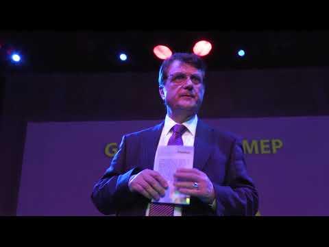 Guildhall Gloucester Gerard Batten UKIP comes to Gloucester