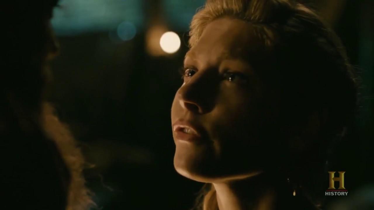 Download Vikings: Season 4 Episode 11 - Ragnar And Lagertha Kissing Scene[HD] (Official Scene)