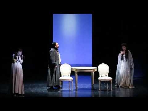 La Norma al Verdi di Trieste - Clip