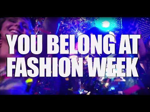 PAID Internships at Los Angeles Fashion Week #LAFW