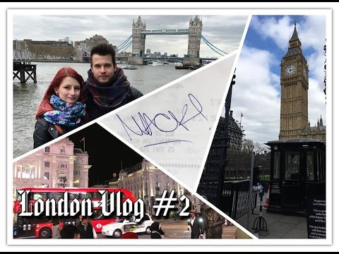 London Vlog #2 | 18.04.16 | Lunch with Macklemore
