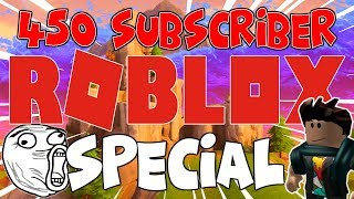 BULLISHCLOUD5'S 450 SUBSCRIBER ROBLOX SPECIAL MEME STREAM! (ROBLOX XBOX ONE LIVE STREAM)