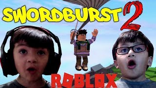 Getting Started in SWORDBURST 2 - ROBLOX Swordburst 2 Gameplay