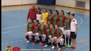 ONTV: TERNANA F. - PERUGIA Finale Juniores U17 Regionale 1 TEMPO