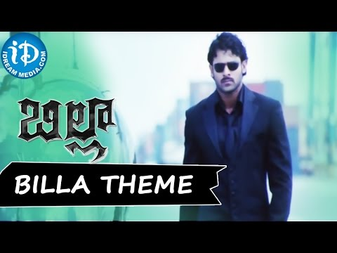 Billa Movie || Billa Theme Video Song || Prabhas, Anushka, Namitha || Mani Sharma