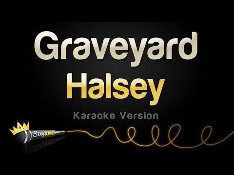 Halsey - Graveyard (Karaoke Version)