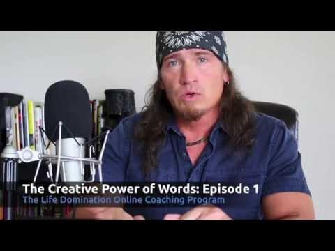 Life Domination Coaching Program on Words: Episode 1