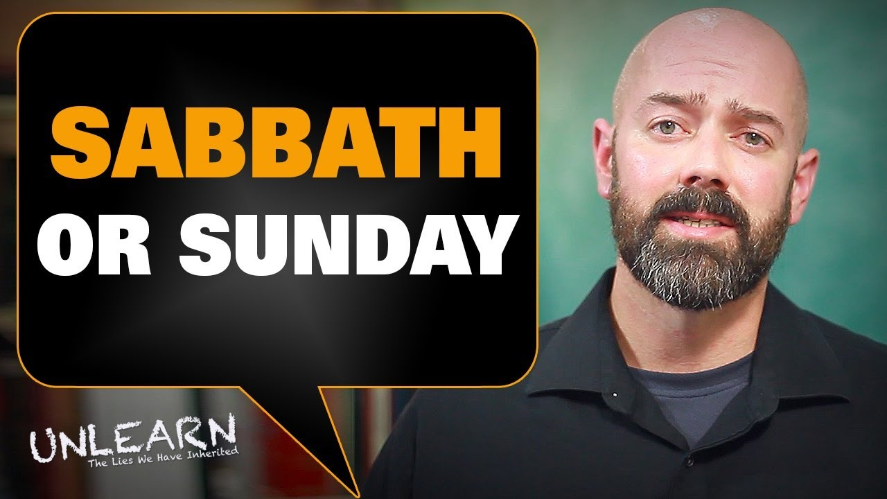 Should Christians keep the Sabbath or Sunday?