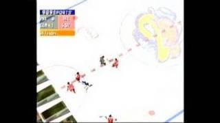 NHL FaceOff 2001 PlayStation Gameplay_2000_08_25_1