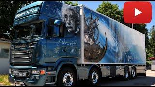 Monichina - Scania R Topline Einstein Showtruck