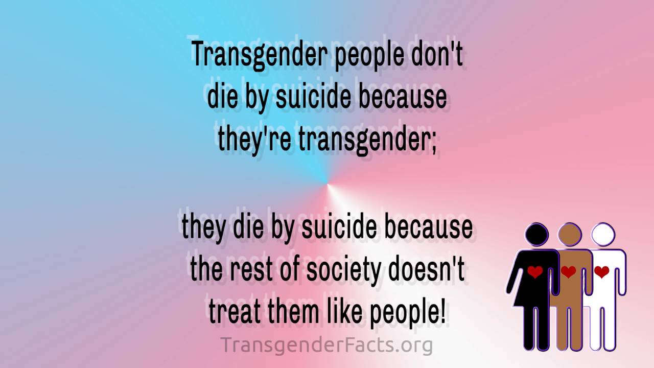from Ethan transgender suicide