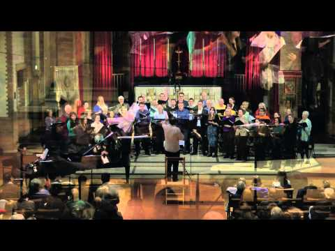 One Day Like This - Elbow - choral arrangement by Paul Ayres