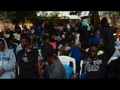 275 Nigerians are repatriated from Libya to Benin City