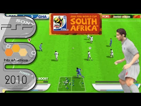 2010 FIFA World Cup South Africa - PlayStation Portable (PSP)