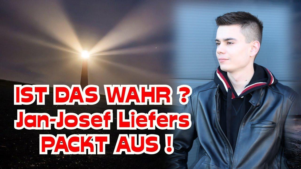 IST DAS WAHR? Jan-Josef Liefers PACKT AUS!