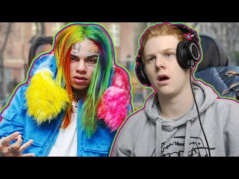 "BEST ONE YET?! 6IX9INE Feat. Fetty Wap & A Boogie ""KEKE"" REACTION!"