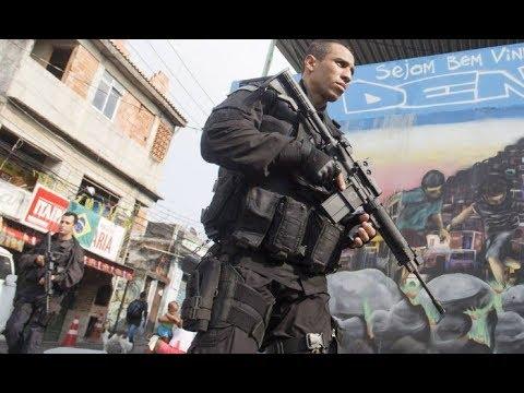 COE Comando de Operações Especiais - BOPE - Choque - Police Brazil