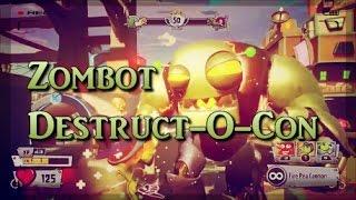 Video Zombot Destruct-O-Con!!! (Raging-Glitch) download MP3, 3GP, MP4, WEBM, AVI, FLV November 2018