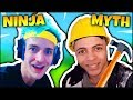NINJA TALKS ABOUT LOOTBOXES AND SKINS & MYTH BUILDING TIPS | Fortnite Daily Funny Moments Ep.20