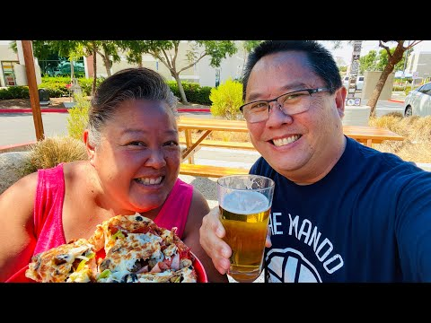 San Diego Pizza Shootout   Pizza Port   Killer Pizza From Mars