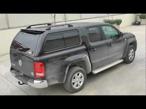 at vw amarok abs canopy off road 4x4. Black Bedroom Furniture Sets. Home Design Ideas