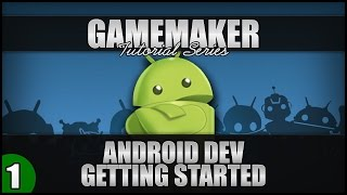 GameMaker: Studio - Android Tutorial Series