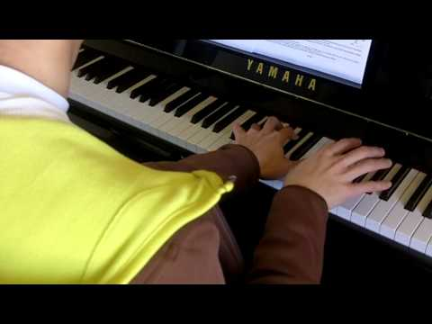 ABRSM Piano 2013-2014 Grade 4 C:3 C3 Poul Ruders Swinging Bells Performance