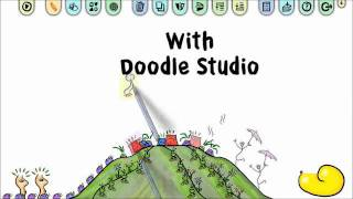 Your Doodles Are Bugged - Games.OpenWare.tk Giveaway 2012 promo video