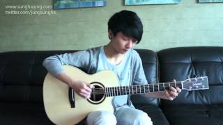 Maroon5) Sunday Morning   Sungha Jung Acoustic Tabs Guitar Pro 6
