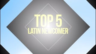 Baixar FILTR   TOP 5 Latin Newcomer: Becky G, CNCO uvm.