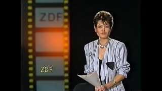 Sibylle Nicolai ZDF Ansage Ben Hur 1987