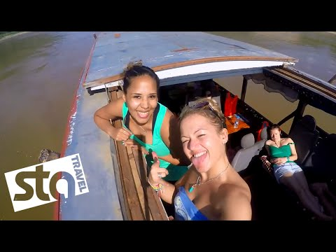 DISCOVER ASIA | Laos and Thailand | We Know Because We Go | STA Travel