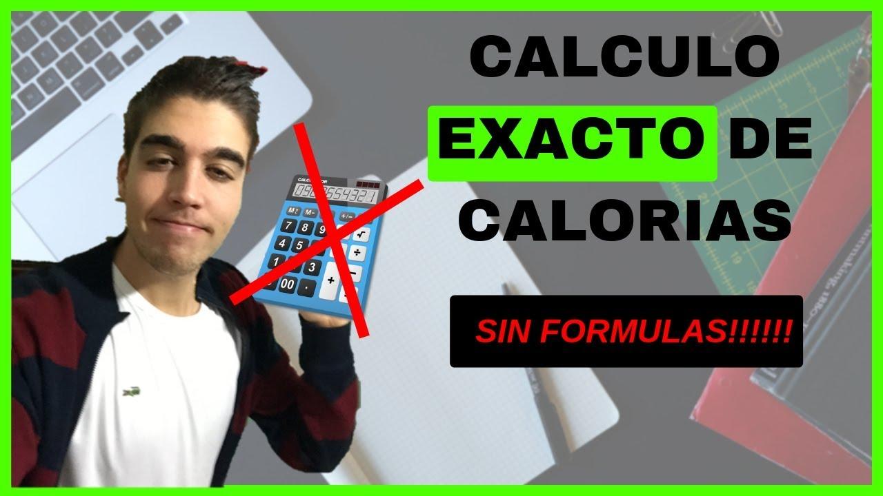 calculo para perdida de peso