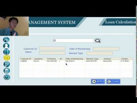 Loan Management System (Jeric Adriano) - YouTube