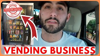 If You Are Struggling To Start Your Vending Business, WATCH THIS VIDEO!
