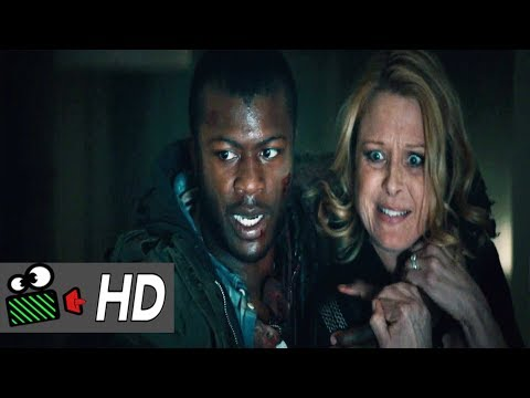 Homeless Man Save's The Family Scene||The Purge (2013)--MR.CLIPPER
