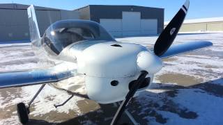 viking engine flight with david mullet in rv 12 viking aircraft engine for sport type aircraft