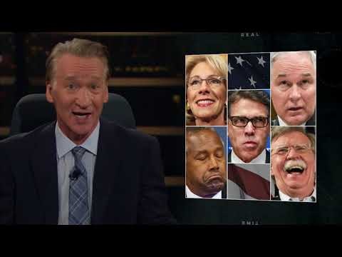 New Rule: Trump Is Above the Law | Real Time with Bill Maher (HBO)