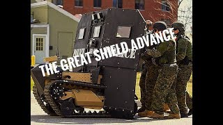 Airsoft on a Aircraft Carrier Pt. 2!!!! The Great Shield Advance