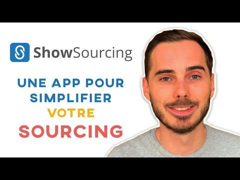 📲 Présentation de Showsourcing : L'app qui simplifie la collecte de données