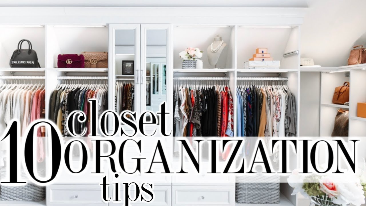 10 Clever Closet Organization Ideas That Will Change Your Life